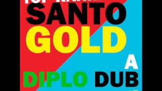 Santogold - Trouble Andrew Diplo Mix