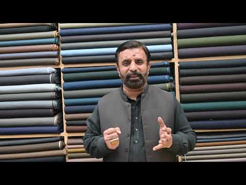 Bannu Wool,The Warmest Cloth in  the World.Only On Gem Fabrics.