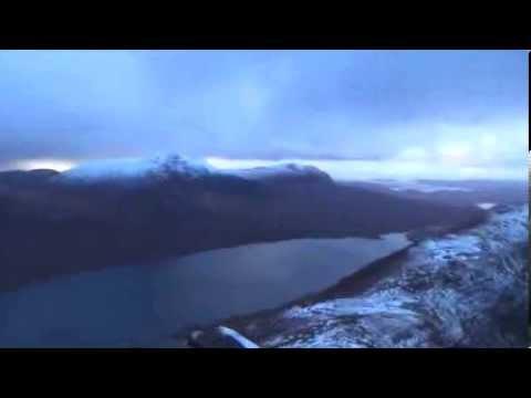 Bitesize Ben - First snowy walk of the season