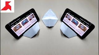 как сделать своими руками телефон оригами из бумаги