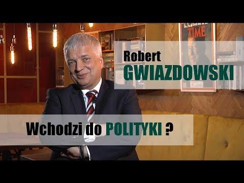 Robert Gwiazdowski wchodzi do polityki?