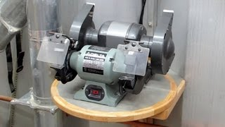 Bench Grinder 2 For 1 Mount
