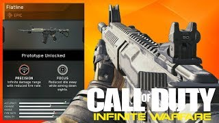 NV4 FLATLINE Epic Variant Review (Call of Duty: Infinite Warfare)
