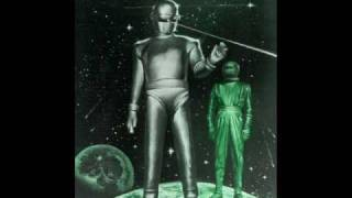 The Day The Earth Stood Still 1951 - Theremin studio session.