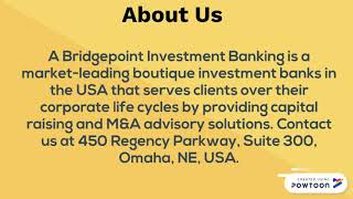 Searching for Biggest Investment Banks in Chicago