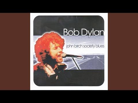 Talking John Birch Society Blues