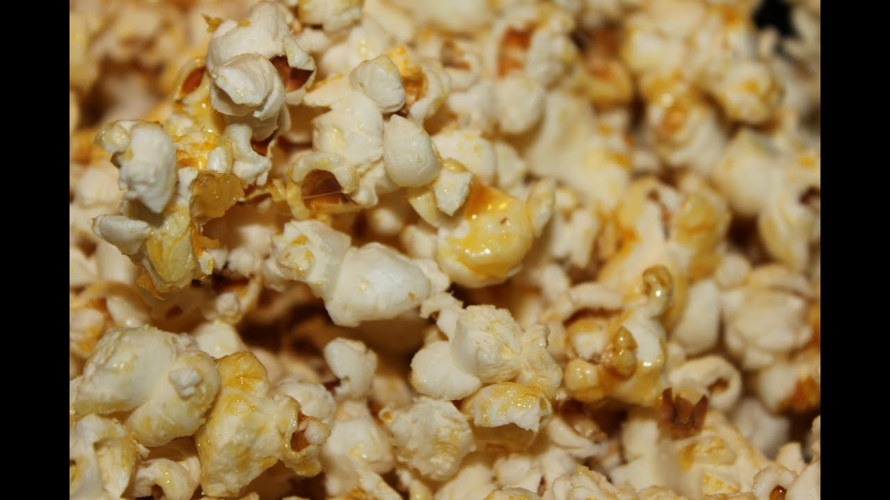 Видео как сделать попкорн фото 576