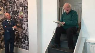 Art Inspired by the Life and Work of Joe Orton: reading by  Dudley Sutton at MOCA London