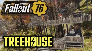 Fallout 76 - Treehouse