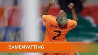 Samenvatting Oranjevrouwen - Denemarken (5/10/2018)