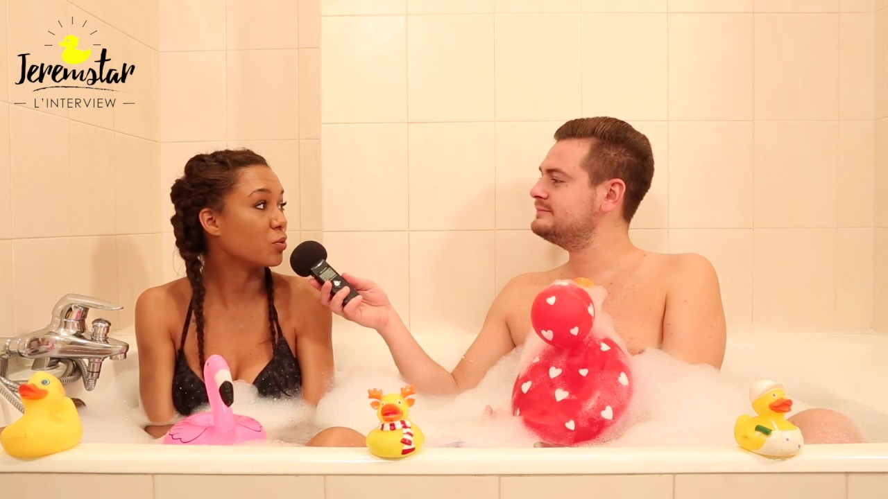 naomi les princes de l 39 amour 4 dans le bain de jeremstar interview youtube. Black Bedroom Furniture Sets. Home Design Ideas