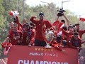 Liverpool FC Champions League Trophy Parade 2018 - 2019 FULL