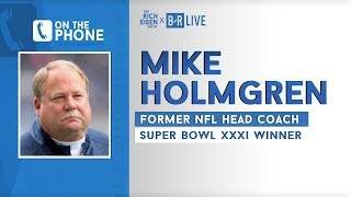 Mike Holmgren Talks Packers-Niners, Chiefs-Titans & More with Rich Eisen   Full Interview   1/17/20