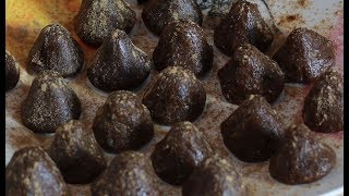 Сыроедческие конфеты без сахара  сыроедческие сладости   сыроедческие десерты как приготовить