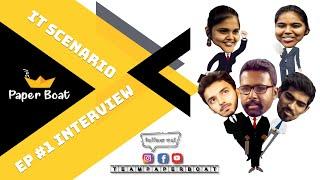 IT('I'ndariya 'T'halaivali) Scenario Series | Scenario #1 Interview | SHARE and SUBSCRIBE