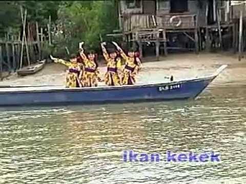 [Q-Genz 巧千金] Ikan Kekek -- 小小美人鱼 (Official MV)