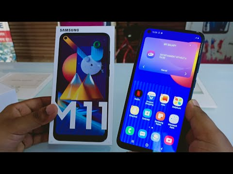 Samsung M11 Black Unboxing , First Impression & Review !! Samsung M11 Price & Specifications