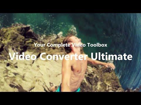 Wondershare UniConverter (Originally Wondershare Video Converter Ultimate)