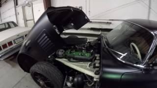 1971 Jaguar XKE with GM 383 Stroker Engine