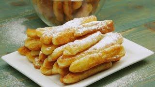 Творожные палочки - Рецепты от Со Вкусом