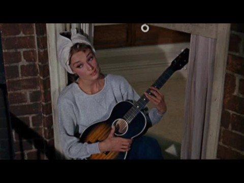 Audrey Hepburn's Moon River