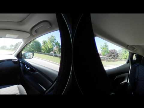 2017 Nissan Qashqai 360 Test Drive Video Midway Nissan Whitby
