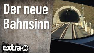 Bahnsinn zwischen München und Berlin