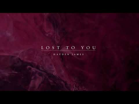 Hayden James feat. FARR - Lost To You (Official Visualizer)