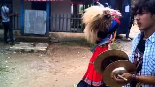 Aasa youth club- lakhe in थलथले dance pratish