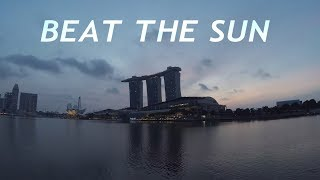 Beat the Sun Up - Grant Rant from Marina Bay Sands in Singapore