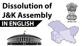 Jammu and Kashmir Political Crisis, Is Governor's decision justified? Current Affairs 2018