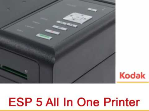 KODAK ESP5 PRINTER WINDOWS 8.1 DRIVER