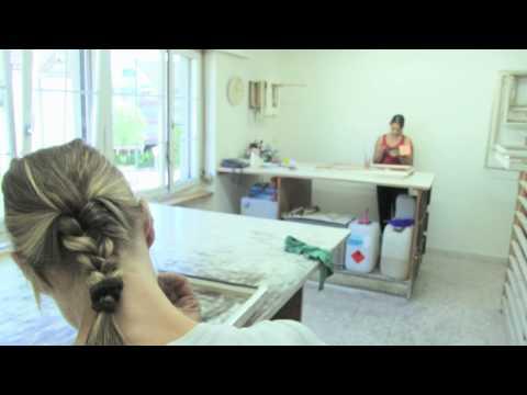 Quadro bild + rahmen - Video