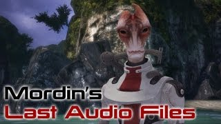 Mordin's Goodbye (Mass Effect 3 Citadel DLC)