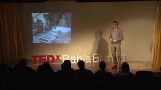 La fuerza de una pasión: Edgardo Fernandez at TEDxBahíaBlanca