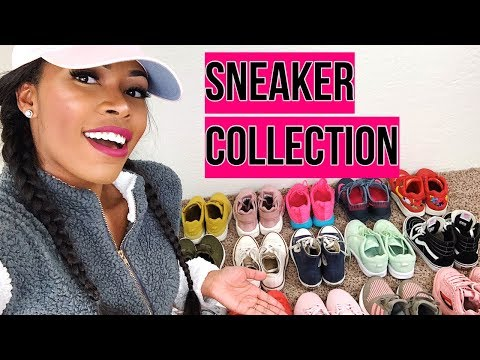 MY SNEAKER COLLECTION 2019