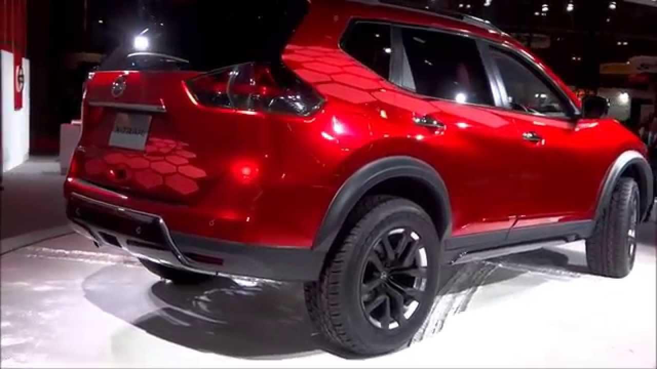 Nissan X Trail >> ชุดแต่ง Nissan X-TRAIL 2014 Xtreamer Package จากงาน Tokyo Auto Salon - YouTube