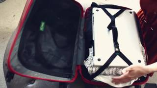 Kickstarter Video Production for LOJEL | Ultra-Lite Luggage: The Worlds Lightest Carry-On Luggage