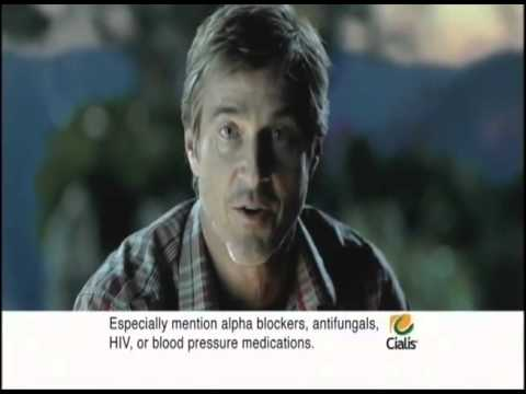 Cialis funny commercial