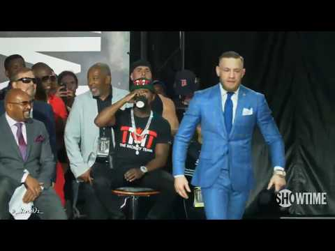 "Thumbnail: Conor McGregor To Floyd Mayweather: ""You Can't Even Read!"""