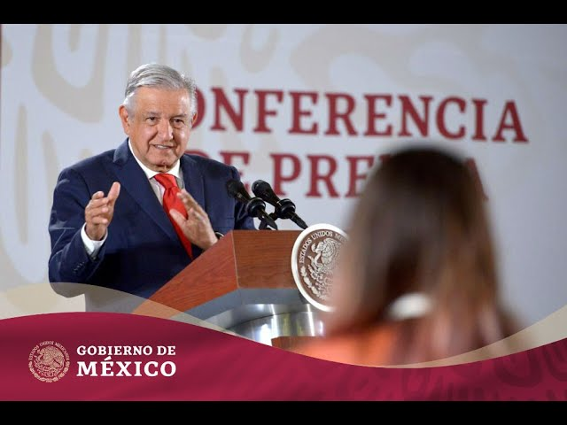 #ConferenciaPresidente   Jueves 17 de octubre de 2019