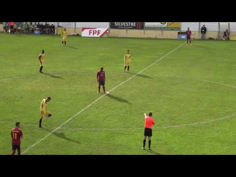 Sintrense 1 - FC Alverca 2 Jogo Completo