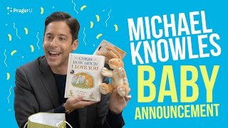 Michael Knowles Baby Announcement