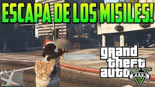 GTA V ESCAPANDO DE LOS MISILES GUIADOS!!! EL BUG DEL PILOTO MEJORES MOMENTOS xFaRgAnx