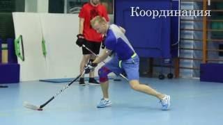 Хоккей. Тренировка рук. Hockey off-ice training