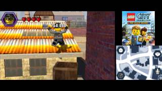 LEGO City Undercover (3DS): The Chase Begins 100% Guide - Auburn - All Collectibles