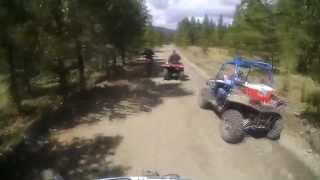 Labor Day Weekend TRAIL RAGE - ATV Nearly Kills Us.