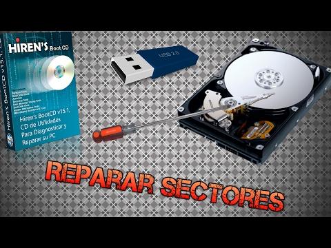 Como Reparar Tu Disco Duro Si Esta Lenta tu PC| usando Hirens Boot