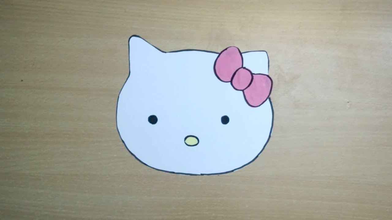 Uncategorized How To Make A Cat Mask how to make a kitty cat mask youtube mask