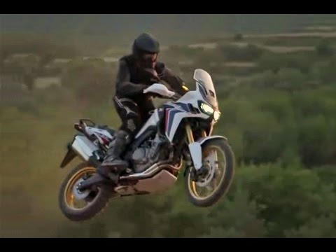 What it's like to ride the new Africa Twin